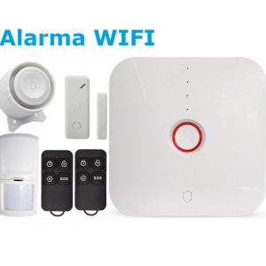 Alarma wifi Linksur