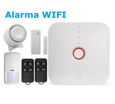 Alarma wifi Linksur
