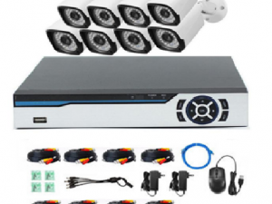 Kit cámaras de seguridad 8 canales linksur.cl