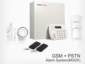 Alarma Metalica PTSN GSM